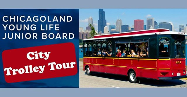 Just graduated college? New to Chicago? Want to meet awesome people? Join us Sept 9th for the YL JR Board City Trolley Tour! Tickets and more info at the link in the bio!