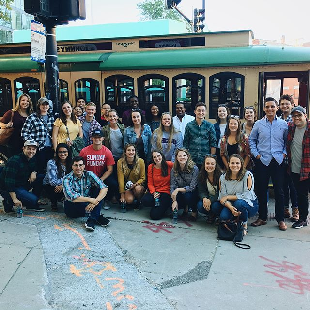 Thanks to everyone who joined us on our City Trolley Tour yesterday! We hope you enjoyed the tacos, impromptu Pilsen mural tour, shuffleboard, and learning more about @younglife here in Chicagoland.