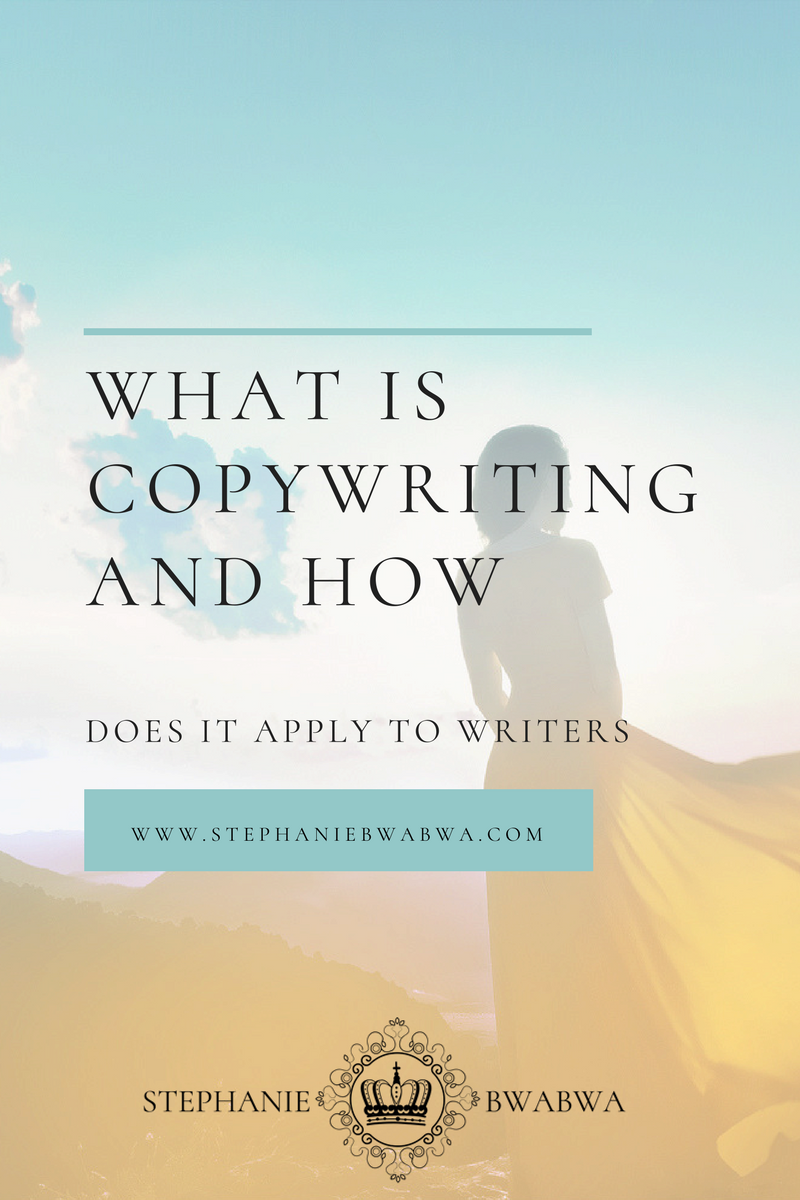 Learn why copywriting is necessary for your creative writing and overall writing growth!