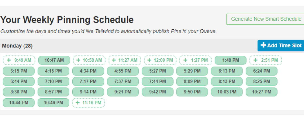 Tailwind scheduler | How to boost your pinterest strategy with tailwind