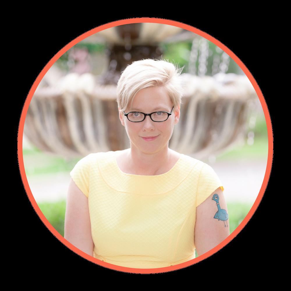 marni pasch | lady and company creative | rebrand | brand coaching