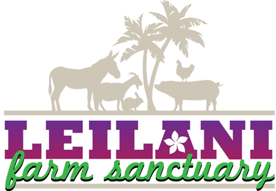 Leilani Farm Sanctuary Logo