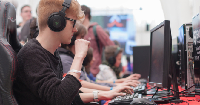 Get a College Scholarship... For eSports