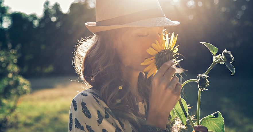 How Your Sense Of Smell Is Like A Superpower
