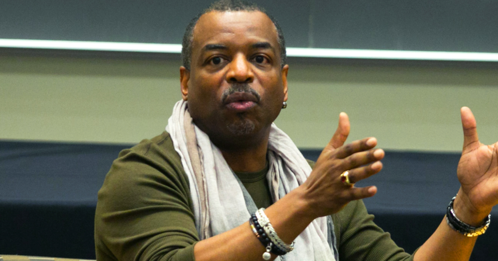 LeVar Burton Believes the Stories We Tell Determine Who We Are