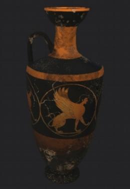 Textured Lekythos