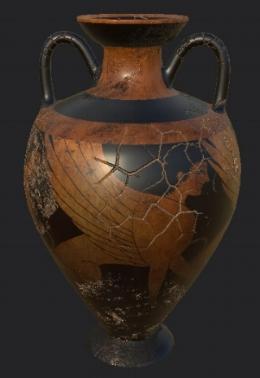 Textured Amphora