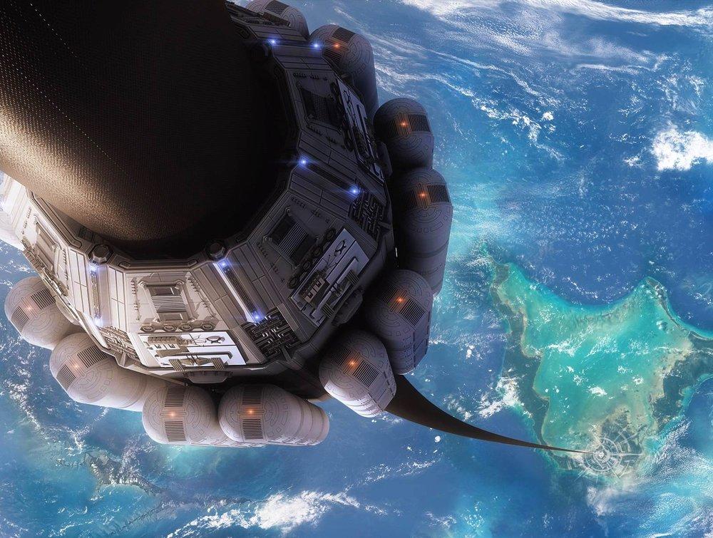 Copy of Space Elevator