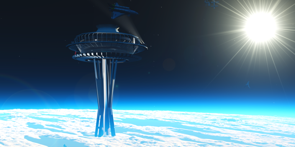 Copy of Copy of Copy of Space Elevator