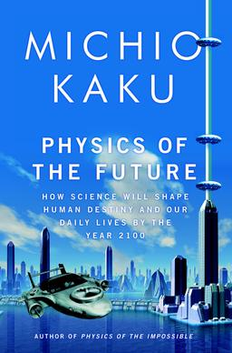 """Physics of the Future: How Science Will Shape Human Destiny and Our Daily Lives by the Year 2100   is a 2011 book by  theoretical physicist   Michio Kaku , author of   Hyperspace   and   Physics of the Impossible  . In it Kaku speculates about possible  future  technological development over the next 100 years. He interviews notable  scientists  about their fields of research and lays out his vision of coming developments in  medicine ,  computing ,  artificial intelligence ,  nanotechnology , and  energy production . The book was on the  New York Times  Bestseller List for five weeks."""
