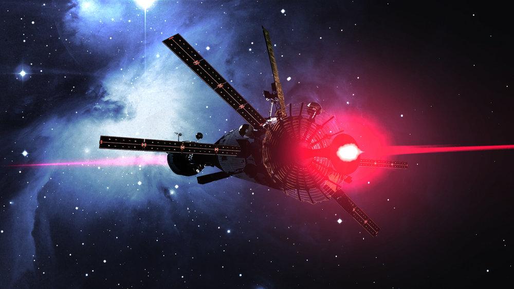 Copy of Interstellar Spaceship