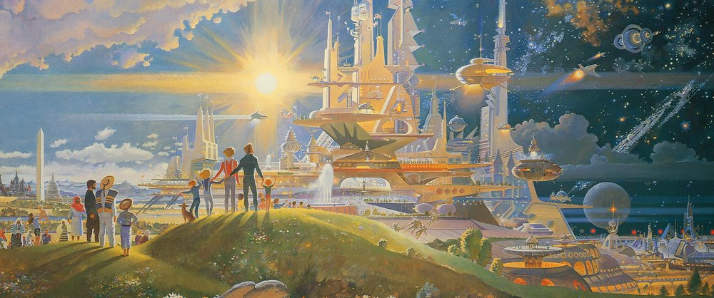 "Robert McCall, ""The Prologue and the Promise"""