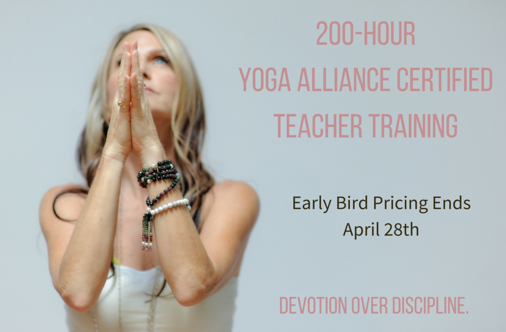 Your Om Time Yoga Teacher Training