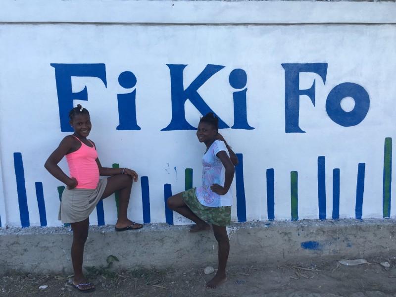 A new Fi Ki FòMural!