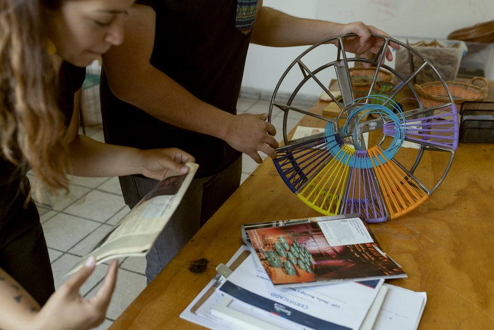Diseño, Reciclaje & Manufactura Comunitaria    VER MÁS