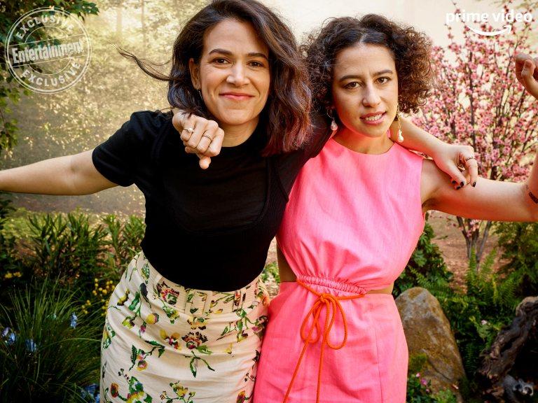 Abbi Jacobson and Ilana Glazer (Broad City)