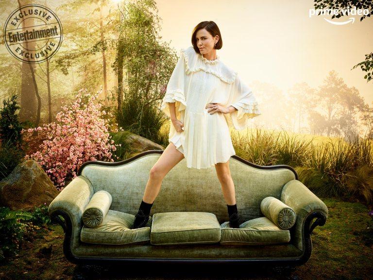 Charlize Theron (Lionsgate's Long Shot)