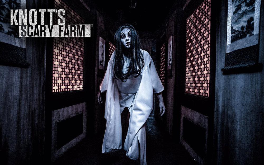 Knotts Scary Farm