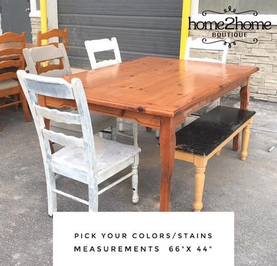Pick your own color/stain to match your home!Message us TODAY! -