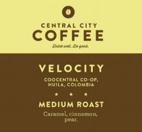 Central City Velocity