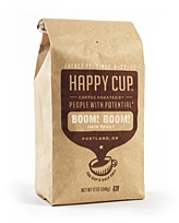 Happy Cup Coffee Boom Boom Office Coffee Portland OR