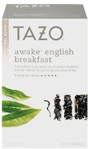 tazo awake office coffee portland or