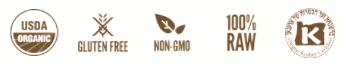 organic gluten free non gmo raw certified portland office service