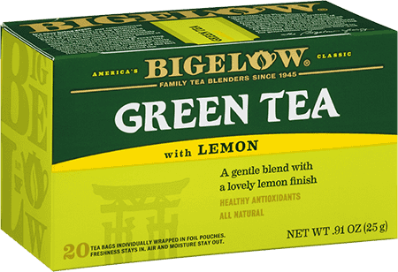 Green Tea Lemon