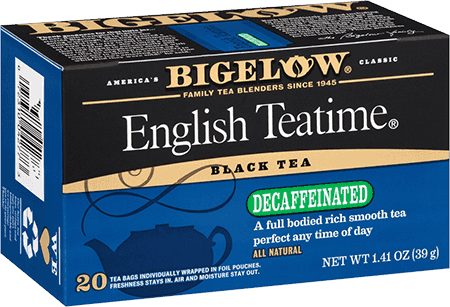 Decaf English Teatime
