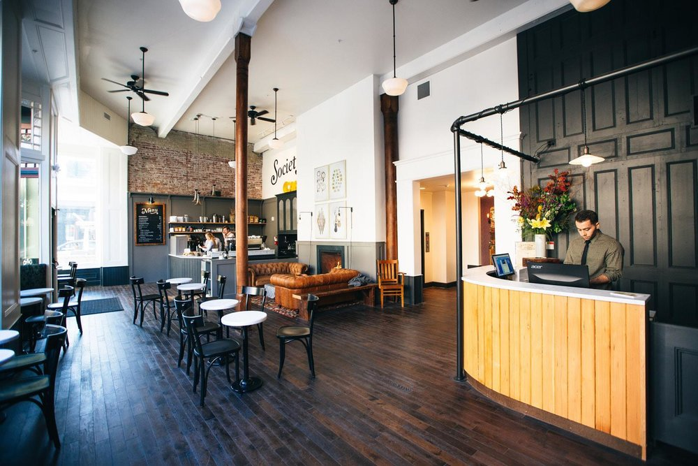 society hotel cafe portland