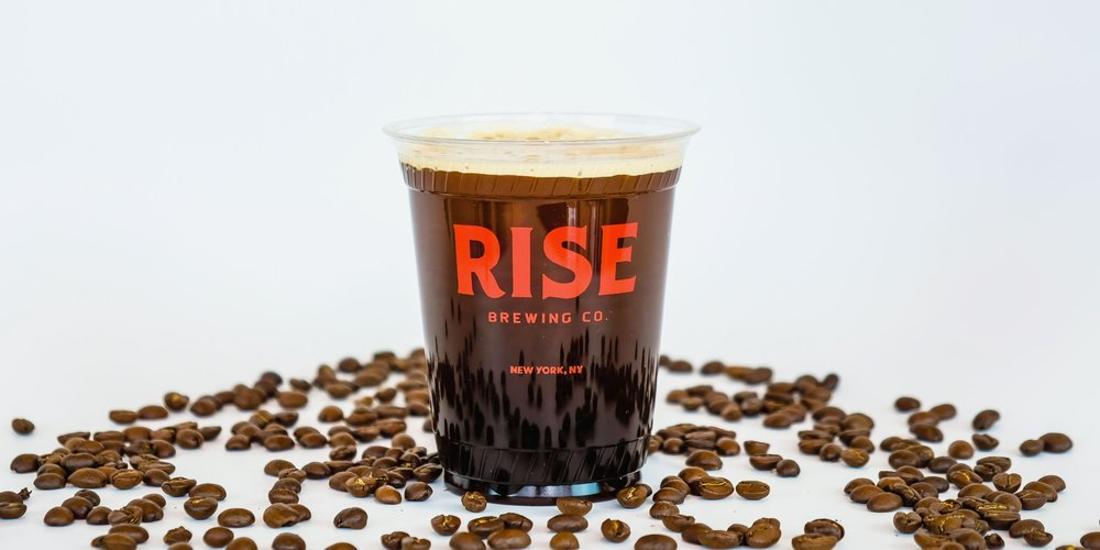 rise cold brew portland keg delivery