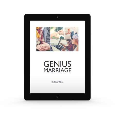 How to have a better marriage, how to know if marriage is in trouble, how do you know if your marriage will last Genius Marriage Sherri Wilson