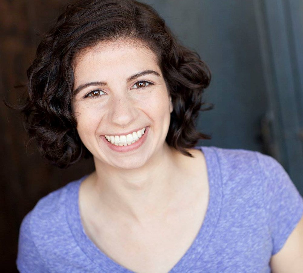 GABY MOLDOVAN - Chicago based actor who writes and produces for Make It Up Media, acts for sketch group 3 Day Weekend, and lives and promotes an active, healthy lifestyle.