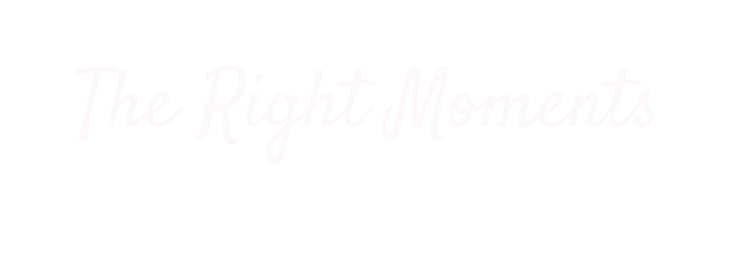 The Right Moments