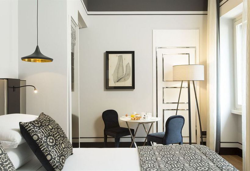 Luxury hotel Corso 281, Rome