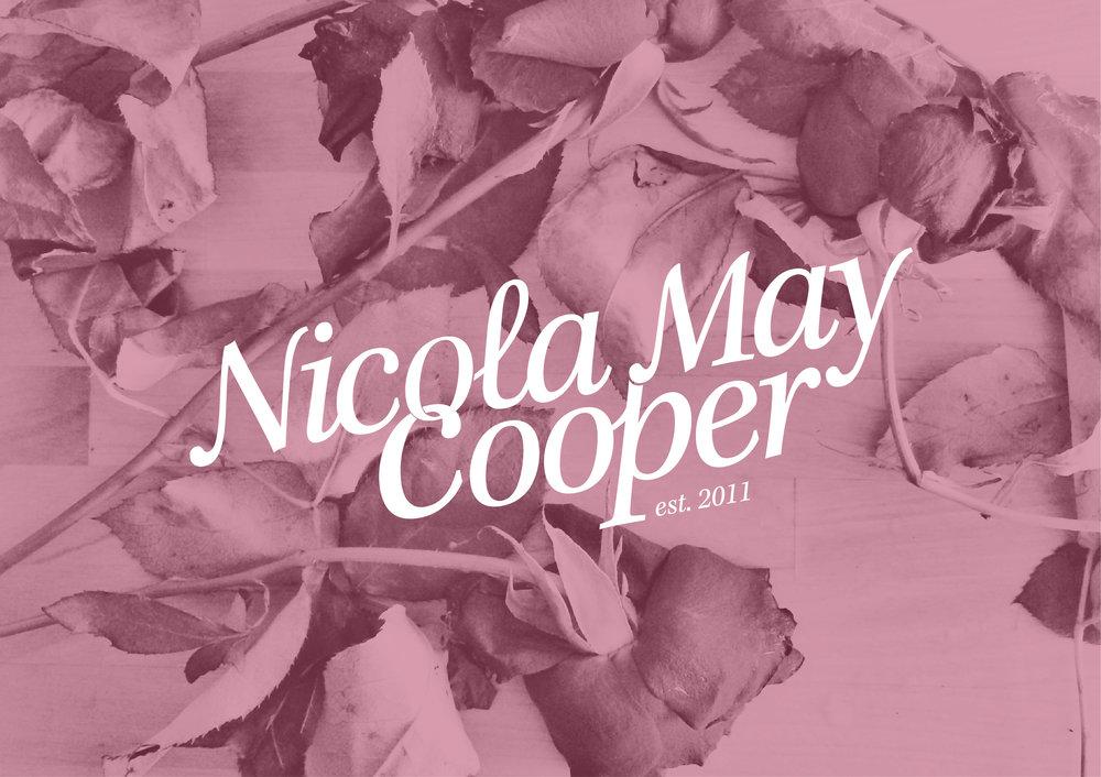 Alexsia-Heller-Nicola-May-Cooper-Logo-Design