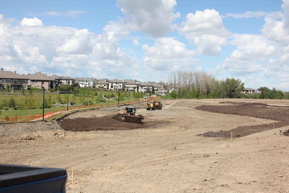 Rebuilding Soils
