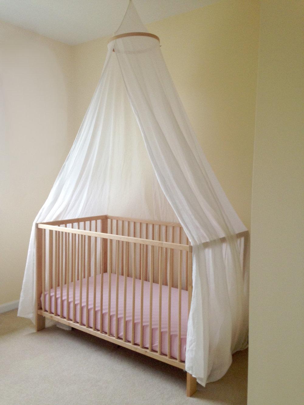 HealthyHouse™ Baby Crib Canopy - RF Shielding & HealthyHouse™ Baby Crib Canopy - RF Shielding u2014 Healthy House
