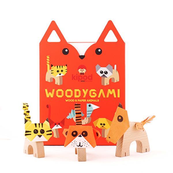4. Woodygami