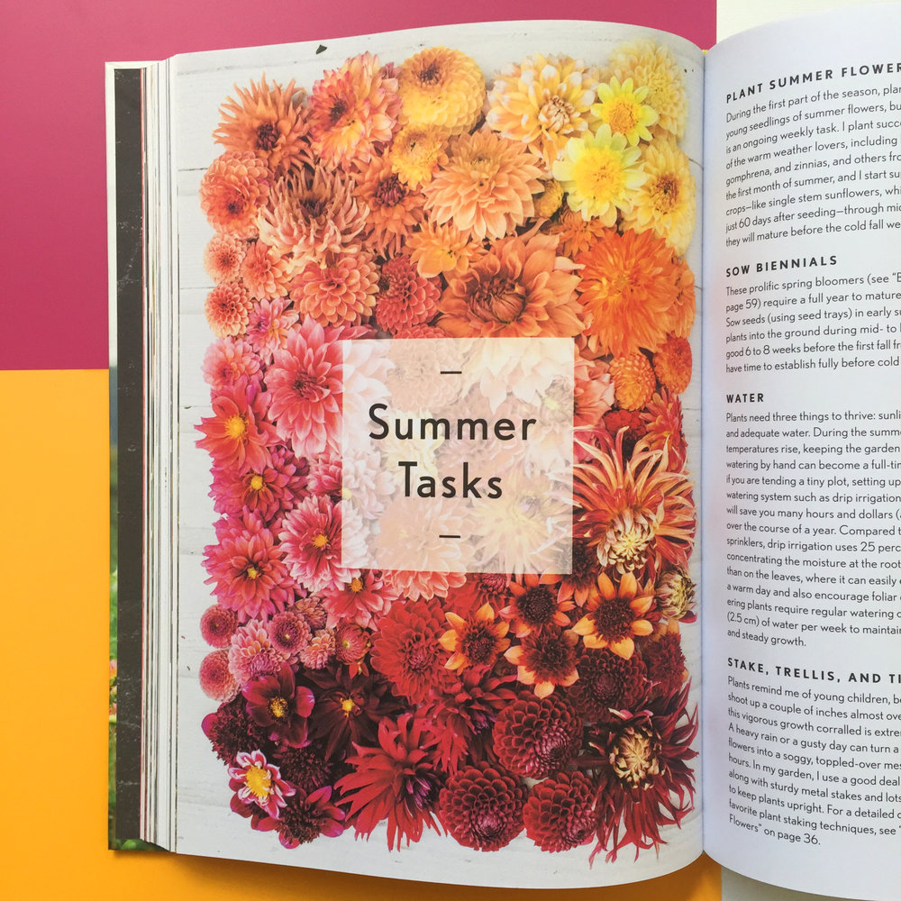 3. Cut Flower Garden book