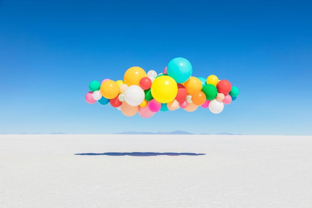 5. Balloons print