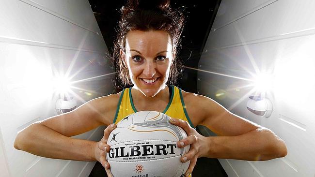 Bianca Hatfield - Australian Netball
