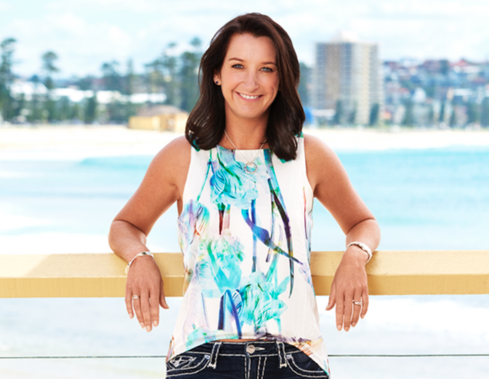 Layne Beachley - 7 x World Surfing Champion     LCC#4