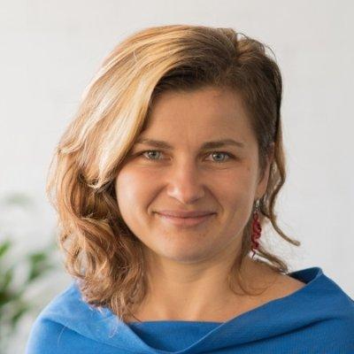 Olga Rudenko - Social Entrepreneur