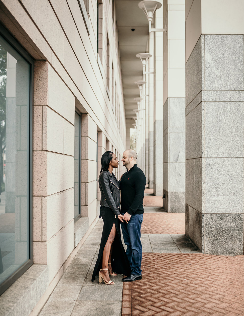 North Carolina Engagement Photography