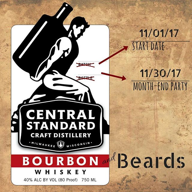 Central Standard Bourbon and Beards
