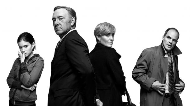 House of Cards promo photo