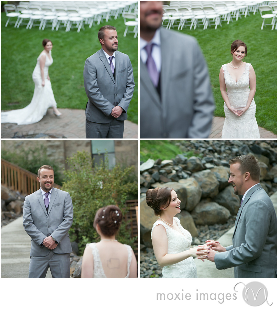 Chateau Rive Spokane wedding