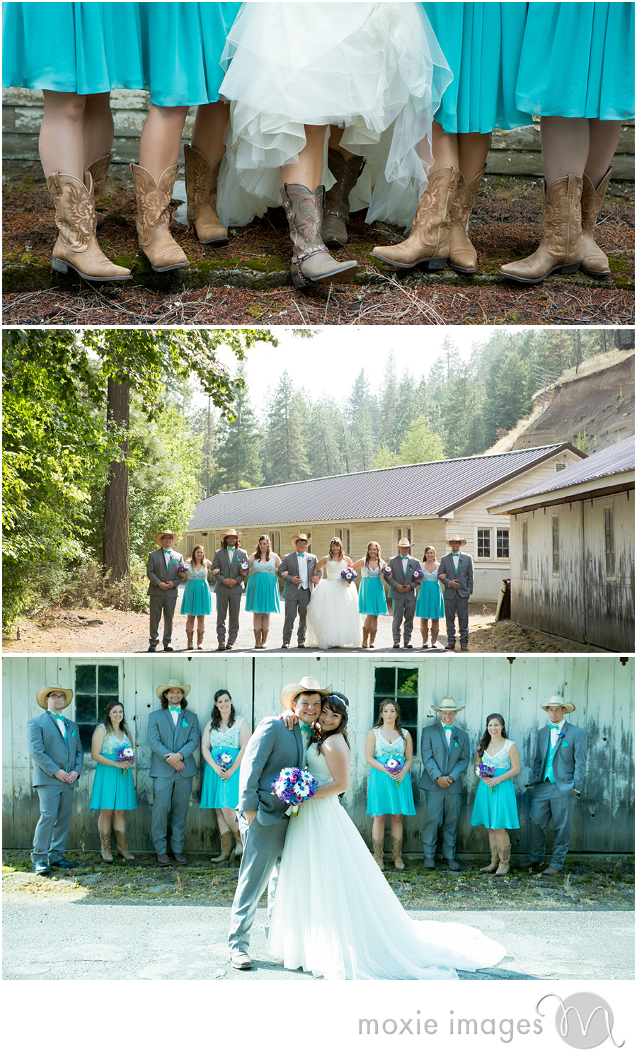 Commellini Estate Wedding Spokane