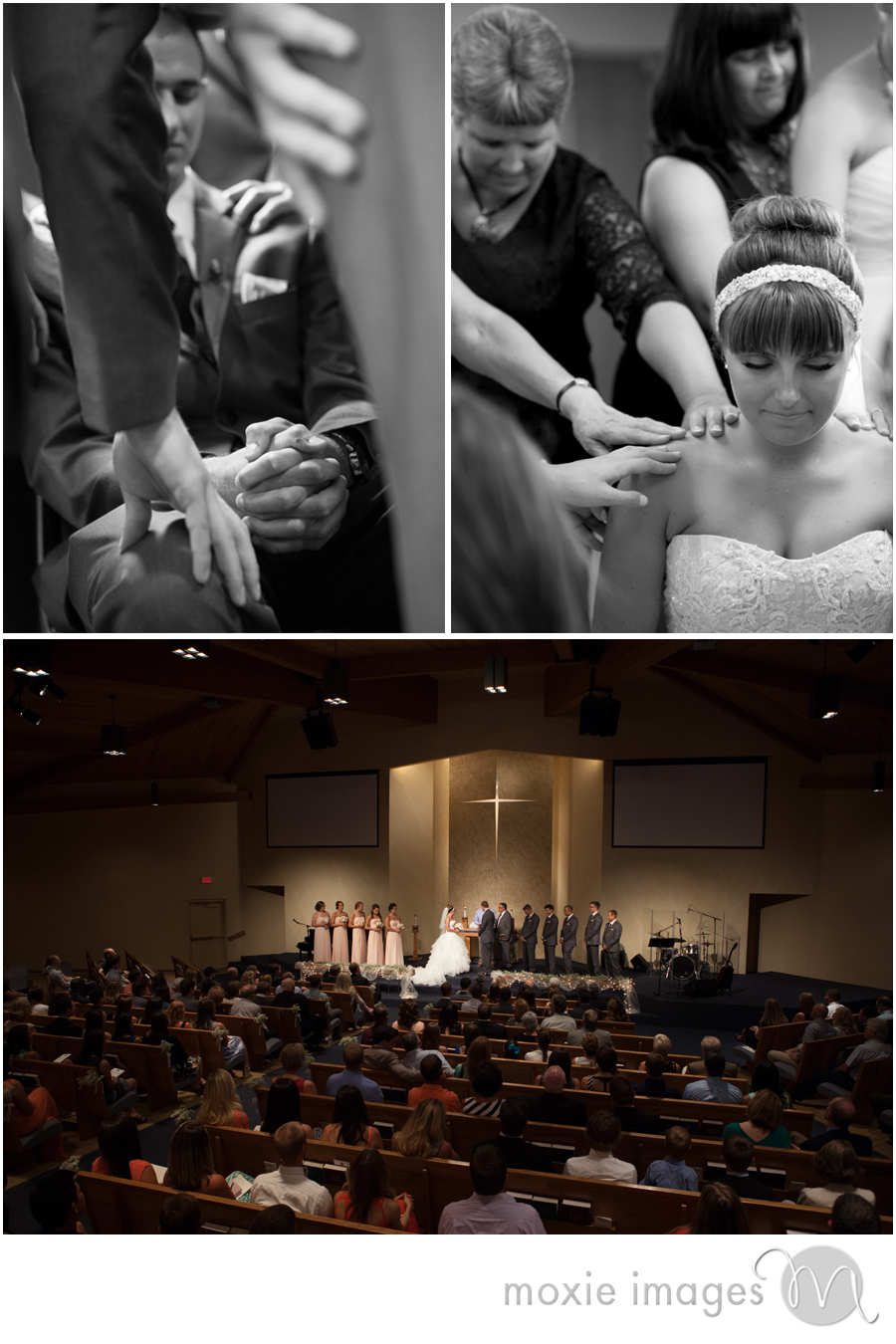 Spokane Redeemer Lutheran Church Wedding